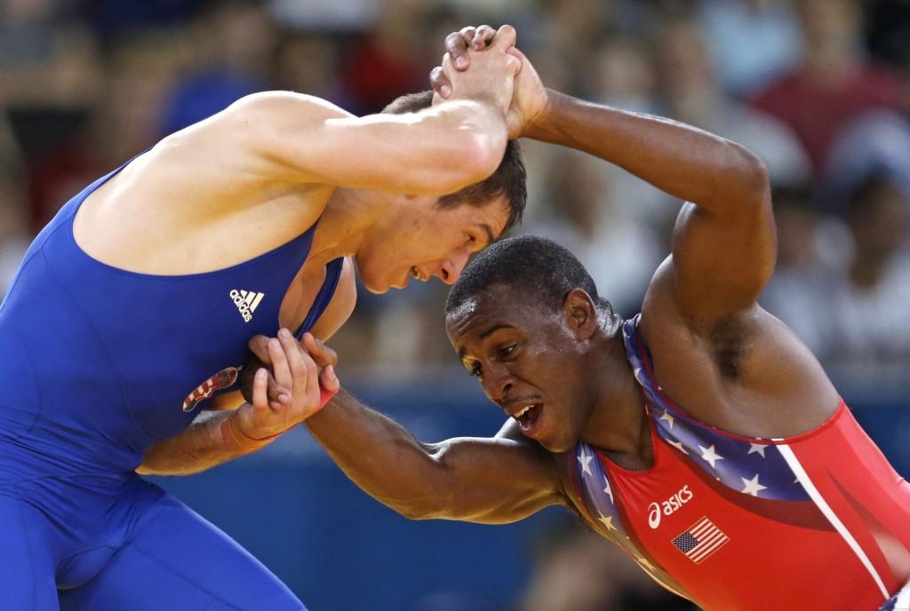 учать вільної боротьби уОлімпійських іграх 2020