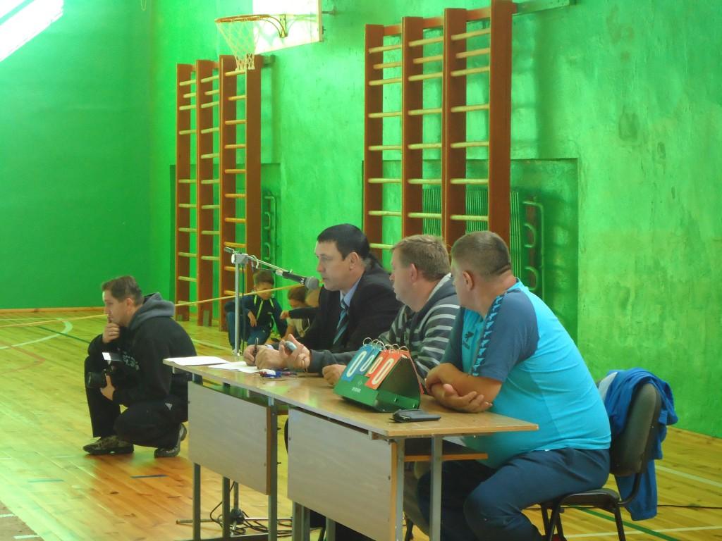 Щорічний турнір з вільної боротьби памяті Свіржевського М.В.  у смт Ратно